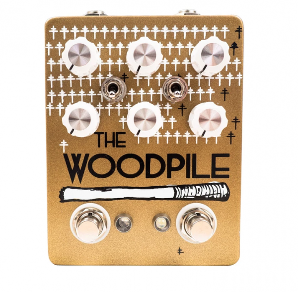 woodpile clean overdrive