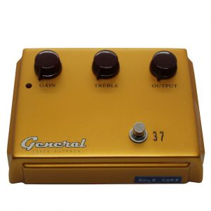 General Vintage Retro Klon Gold Core