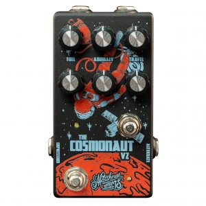 The Cosmonaut Pedal de Guitarra