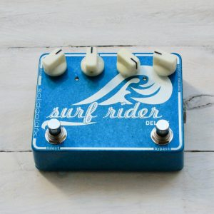 Surf Rider Solid Gold Effects