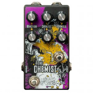 Pedal de Efecto The Chemist