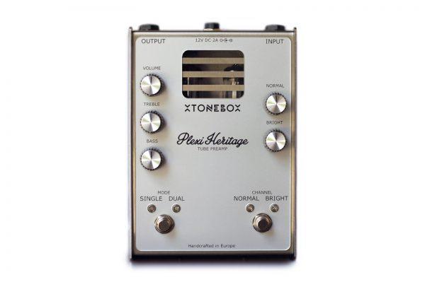 Plexi Heritage Xtonebox