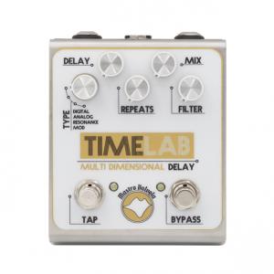 Time Lab Delay de Mastro Valvola Cornucopia de Pedales